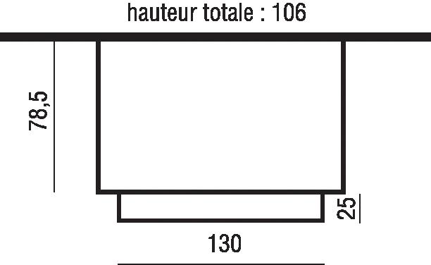 Esquema de AXIS Diseño chimeneas Livia