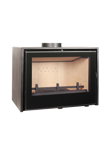 foyer et insert bois insert i800i chemin es axis. Black Bedroom Furniture Sets. Home Design Ideas