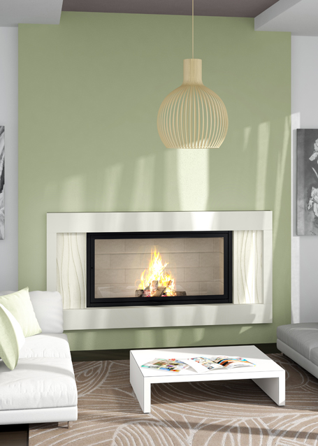 design fireplaces AXIS Ava
