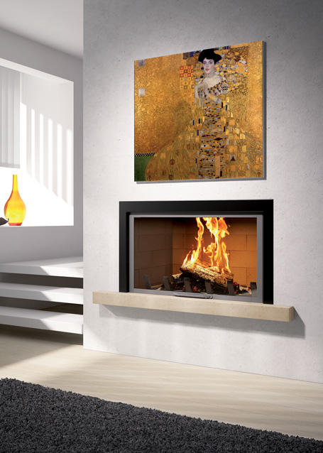 design fireplaces AXIS Blandine
