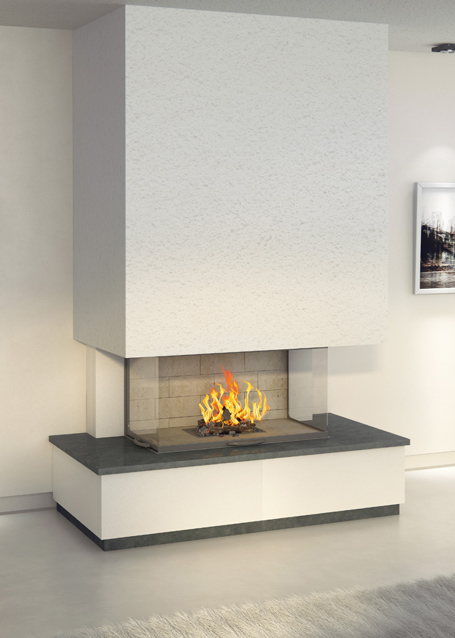 design fireplaces AXIS Talia