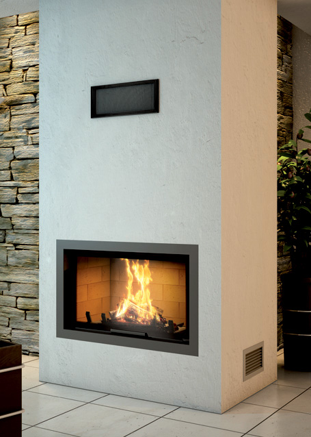 design fireplaces AXIS CADRE DESIGN (largeur)