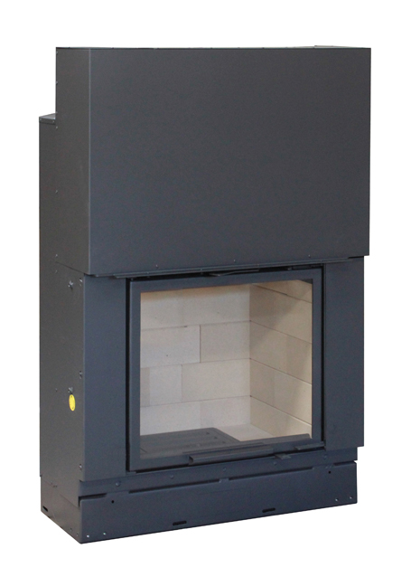 design fireplaces AXIS F800