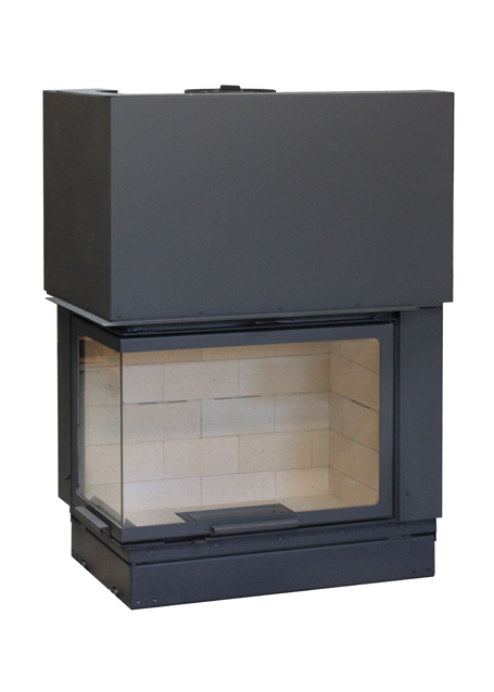 design fireplaces AXIS F900