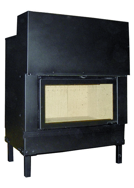 design fireplaces AXIS F800H