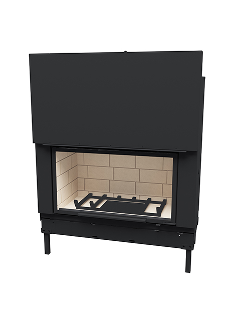 design fireplaces AXIS H1200