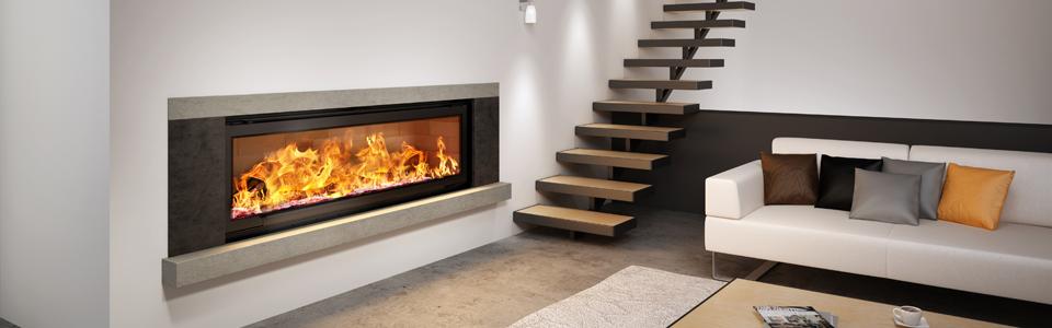 chemin es axis chemin es foyers acier haut de gamme. Black Bedroom Furniture Sets. Home Design Ideas